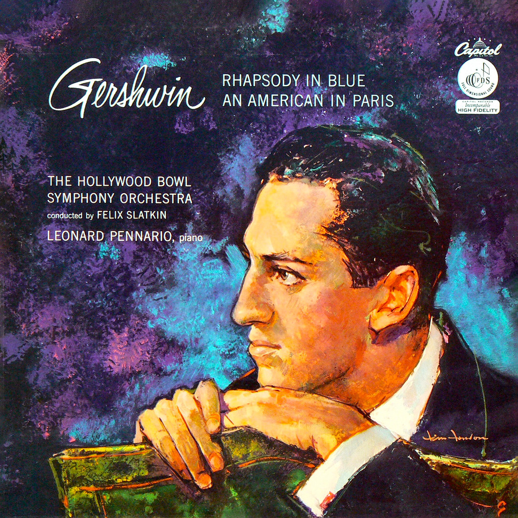 George Gershwin - An American in Paris