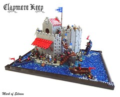 Clapmere Keep by Mark of Siloam