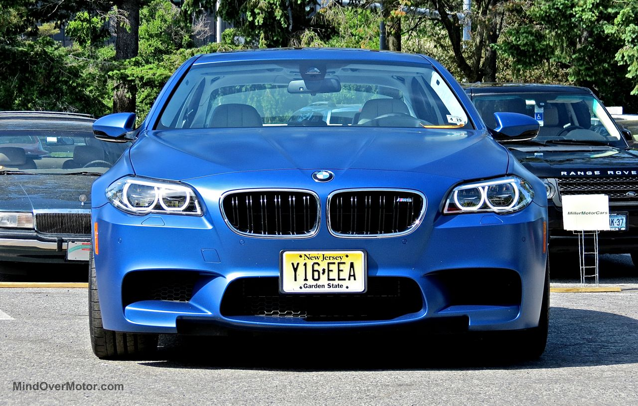 BMW M5 F10 Review 10