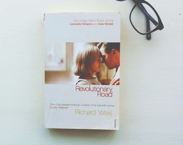 revolutionary road book haul blog uk vivatramp