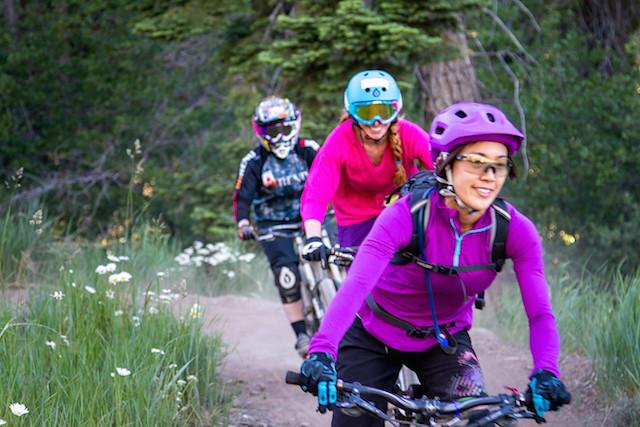 Pumps on Pedals Women's Weekend (Northstar California Resort)
