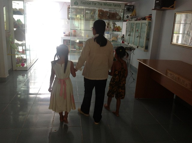Những đứa con mới của gia đình OBV.