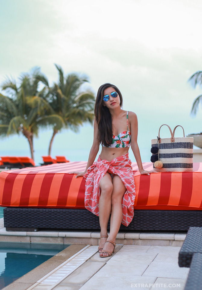 asos floral bikini coverup1
