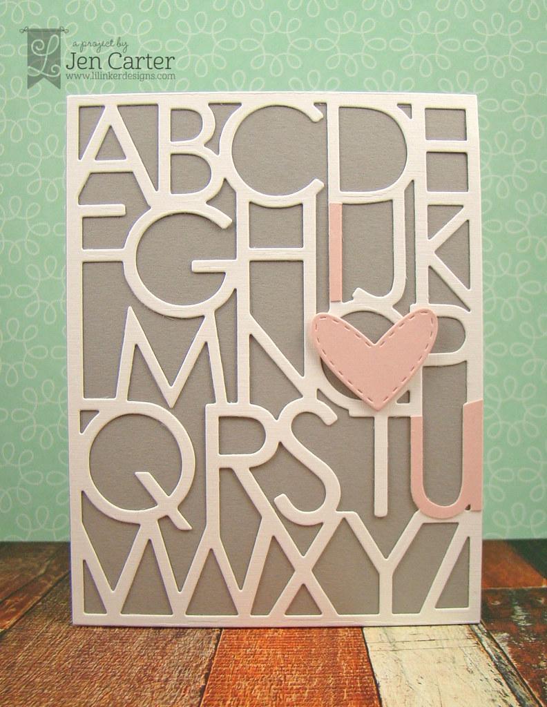 Jen Carter I Heart You Alphabet 3 wm