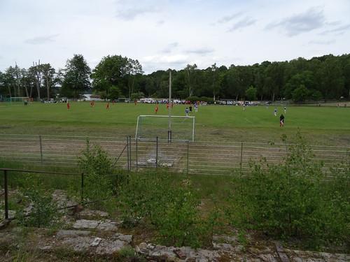 Under-15 Tournament at Stadion Werbellinsee