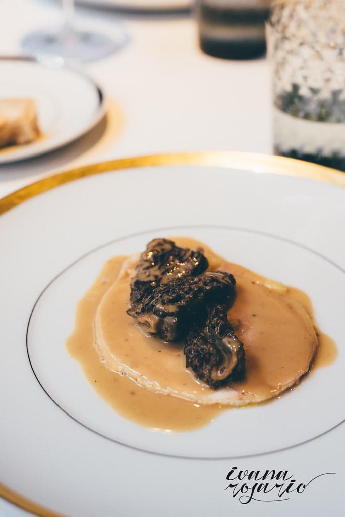Restaurante Coure · BArcelona