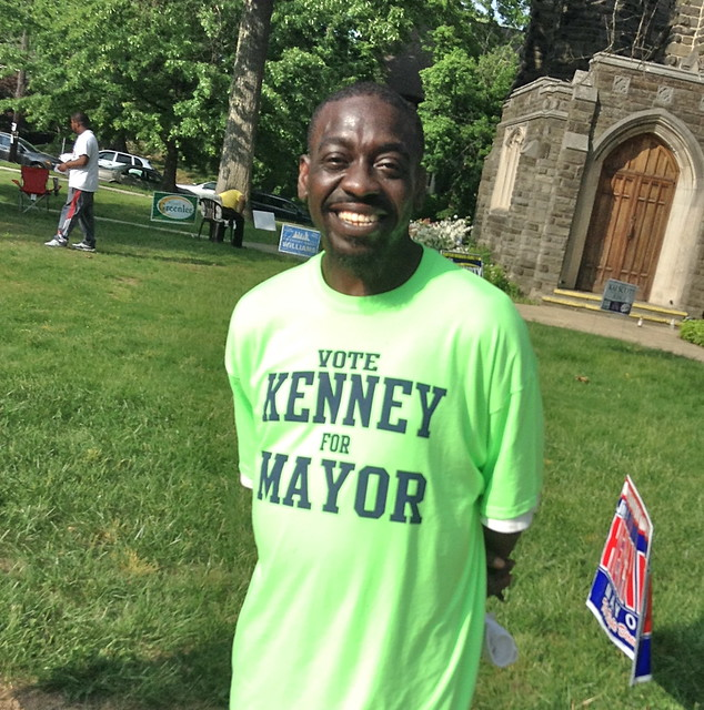 cu dickerson supporting Kenney