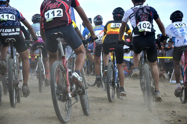 Narvacan Mountain Bike Challenge XCO Race