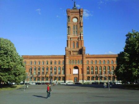 obiective turistice berlin rathaus
