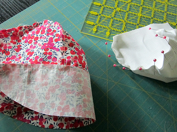 Sunbonnet a la the Purl Bee