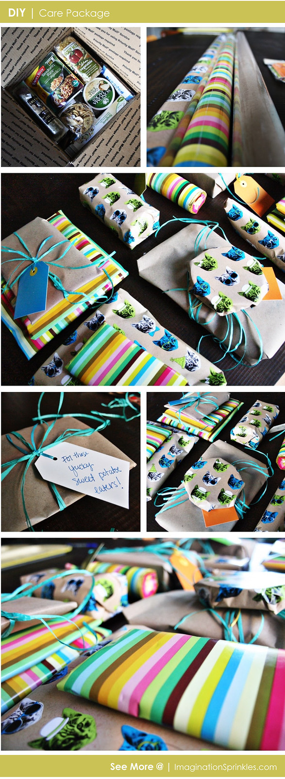 DIY - Care Package - Imagination Sprinkles