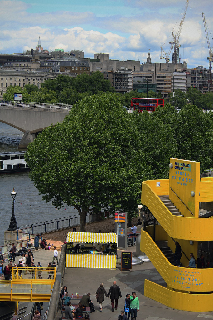 Southbank Centre River View London