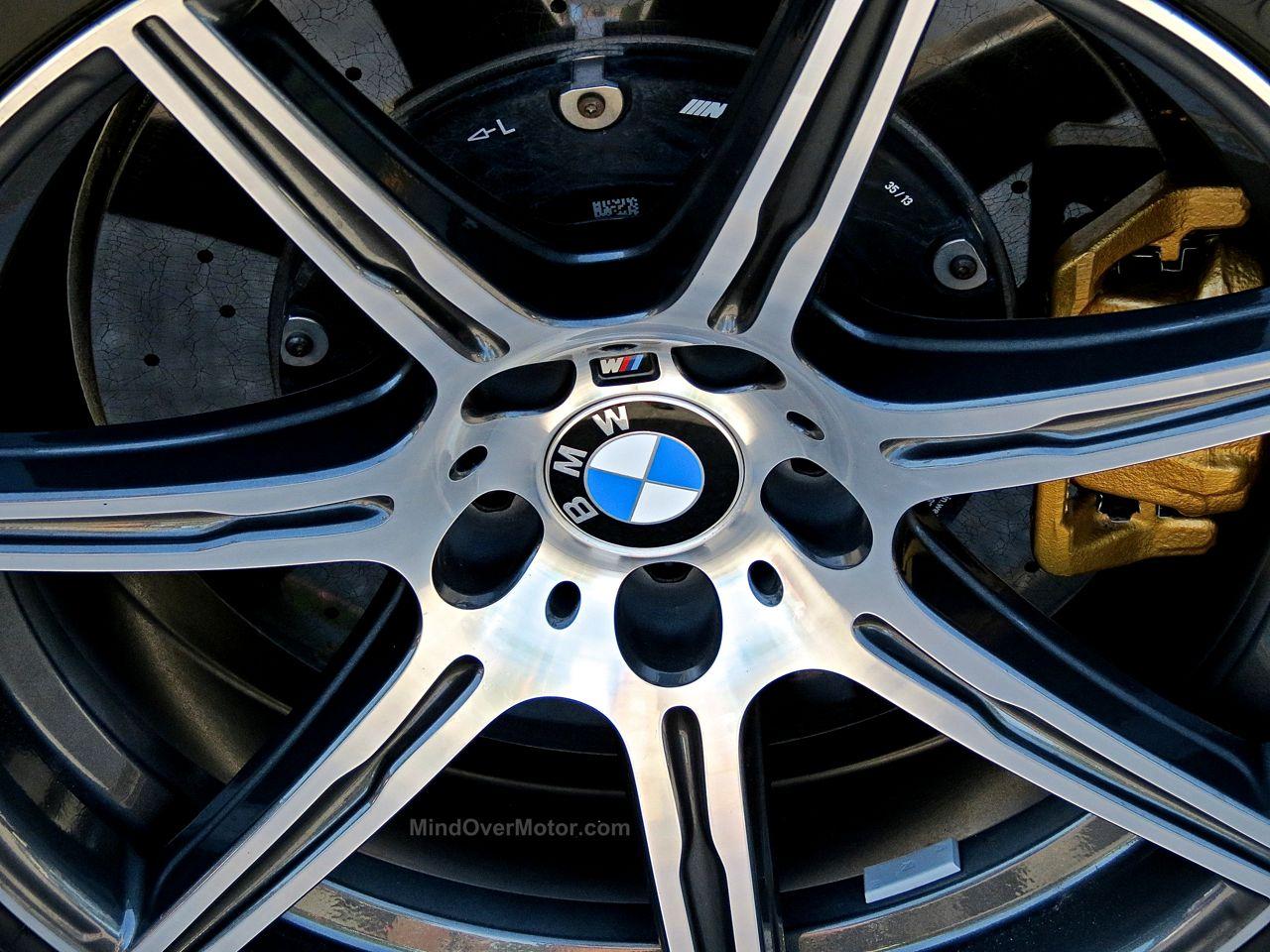 BMW M5 F10 Wheel