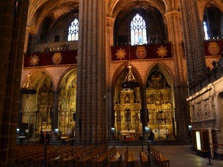Catedrala din Barcelona 2