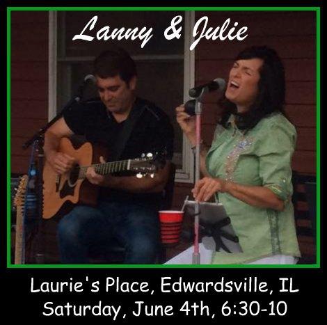 Lanny & Julie 6-4-16