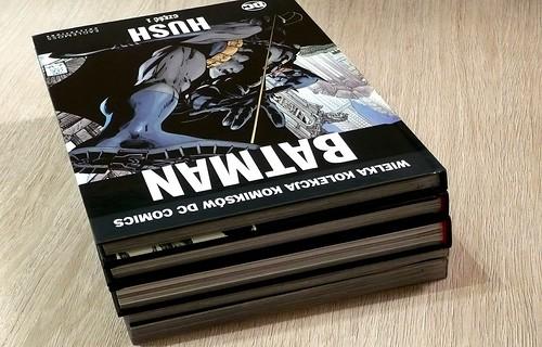Wileka Kolekcja Komiksow DC Comics Tom 1 Hush 28