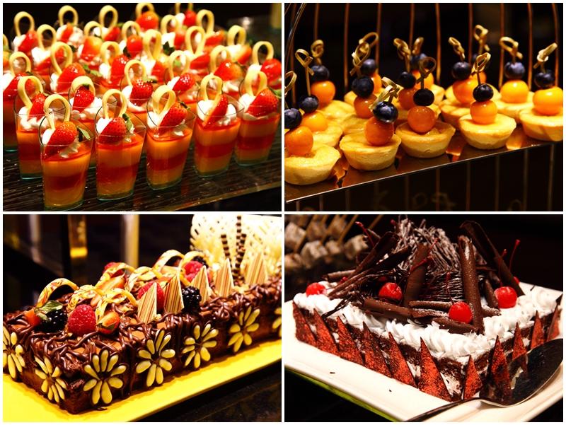 Ramadan Buffet Cakes