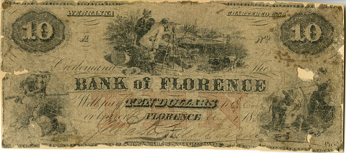 $10 Bank of Florence