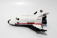 LEGO City Space Utility Shuttle (60078)