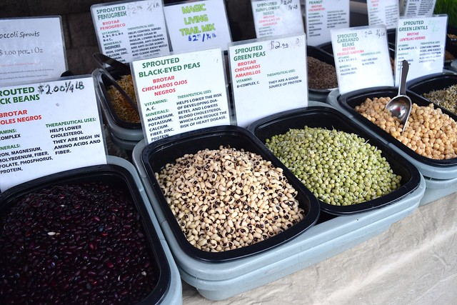 Pulses at Venice Beach Farmers Market