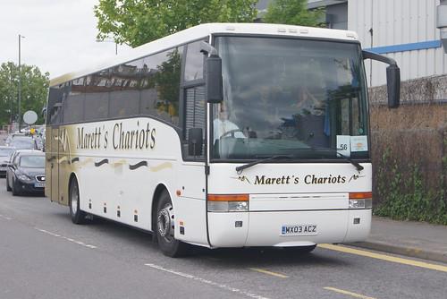 Marret's Chariots MX03 ACZ (c) David Bell