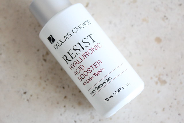 Paula's Choice Skincare Resist Hyaluronic Acid Booster review