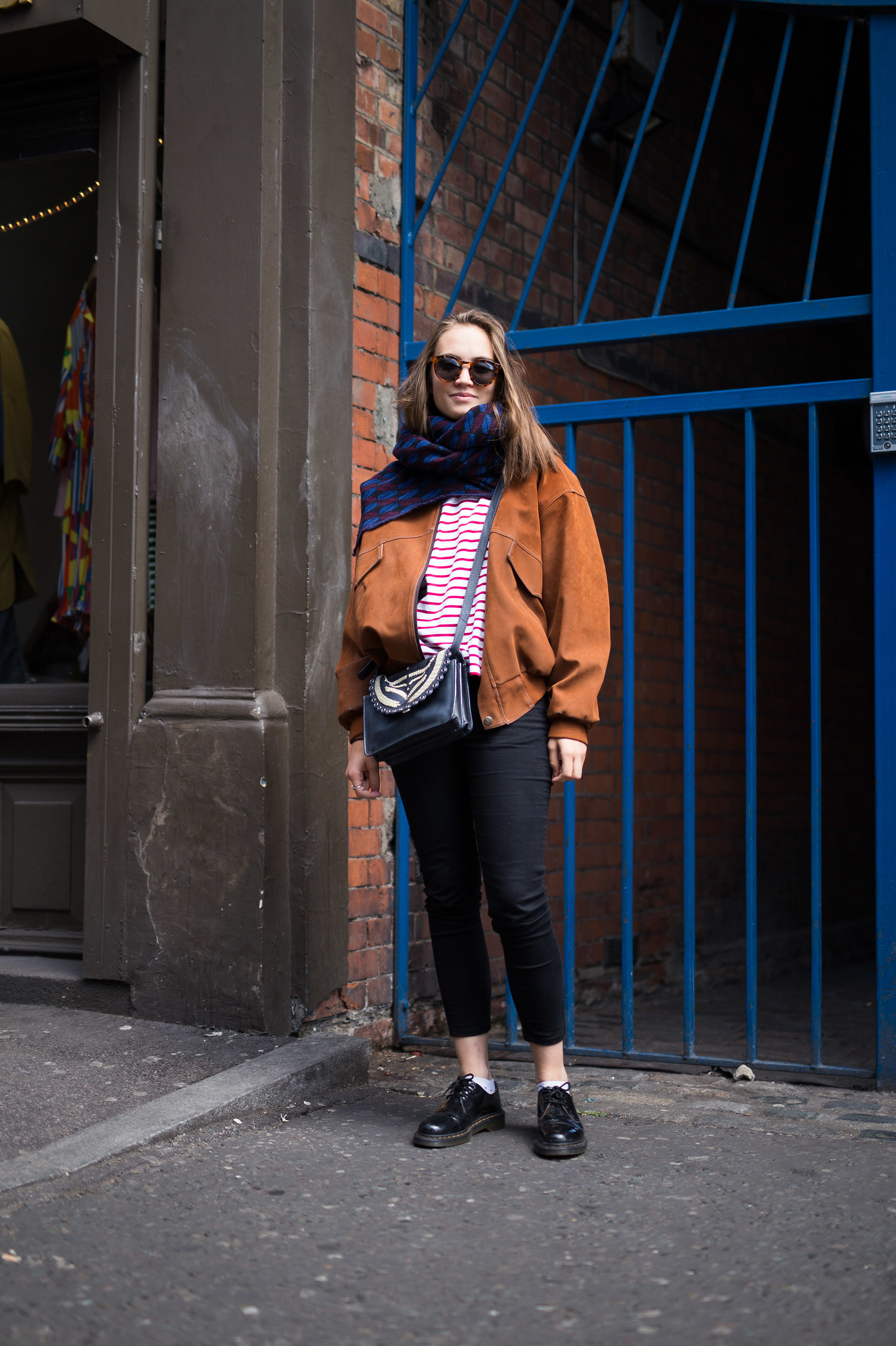Street Style - Florence, Kingsland Road