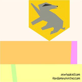 2015 PoD Update - Block 19 (Hufflepuff Crest)