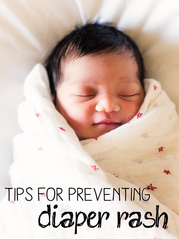 cute & little blog | tips for preventing diaper rash | #waterwipes