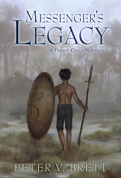 'Messenger's Legacy' by Peter V. Brett (reviewed by Skuldren)