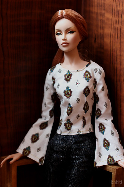 Shirt for 16inch doll