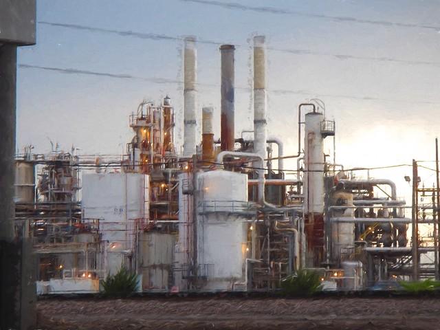 Refinery Cezanne II
