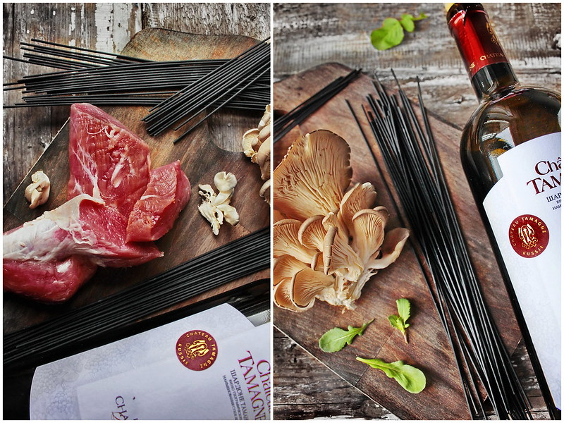 ...fricassee pork Chardonnay collage_1