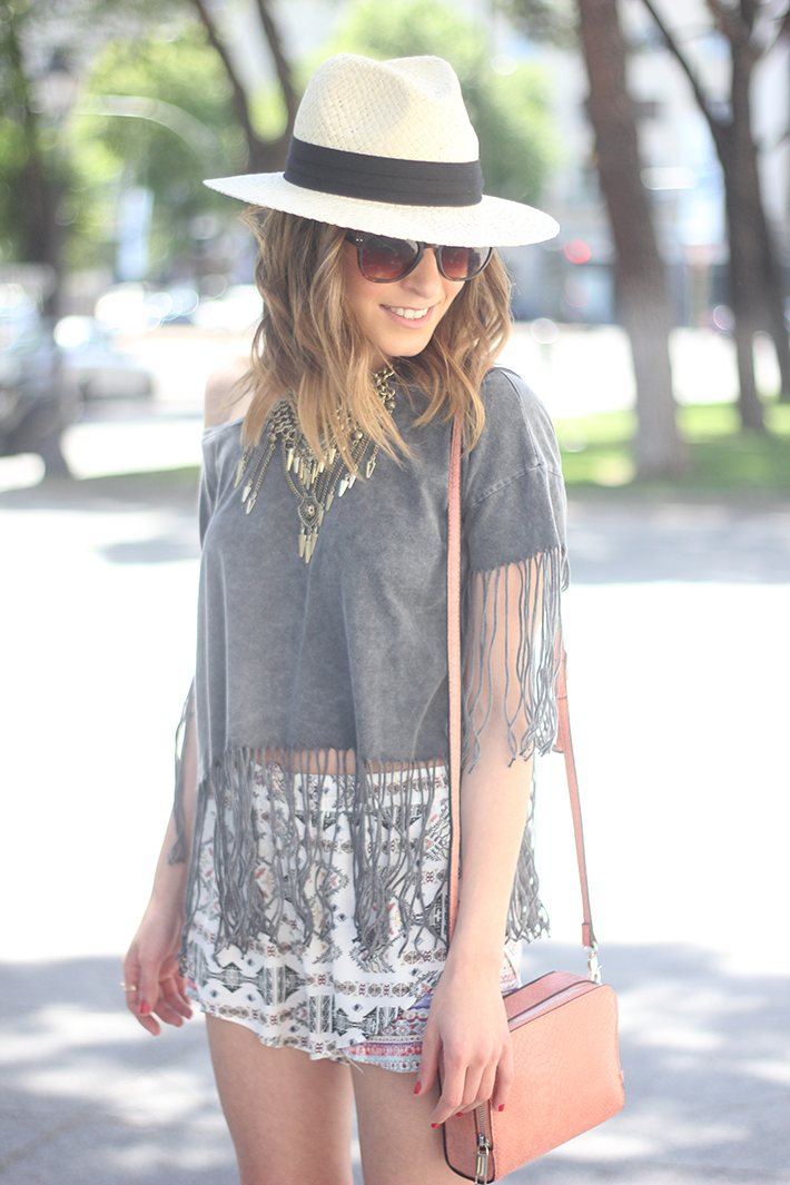 Boho Style Outfit C&A10