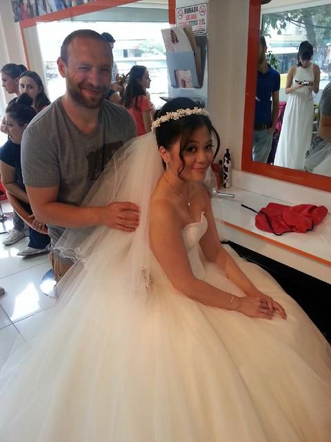 新娘髮型師