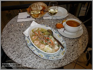אכלנו אוכל על הדרך : Bouillabaisse ב- KaDeWe