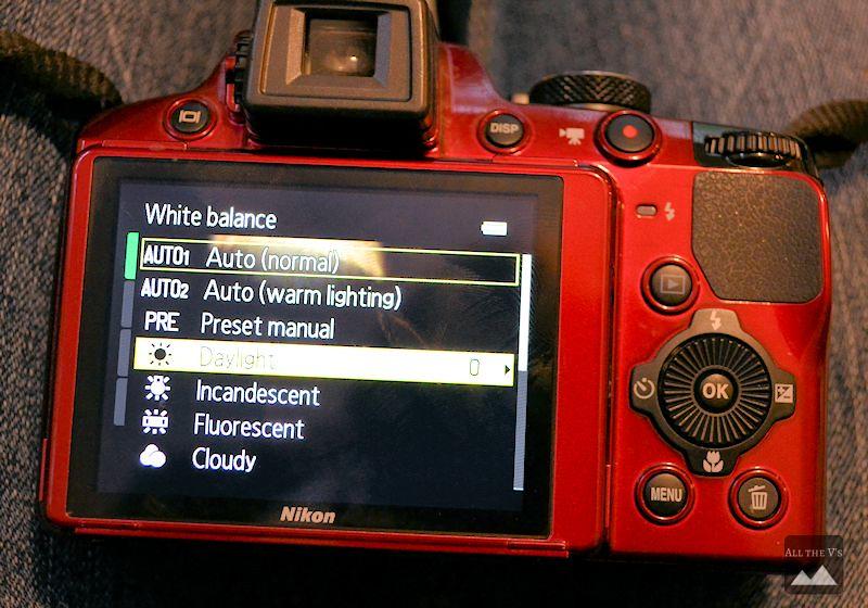 adjust white balance step 5