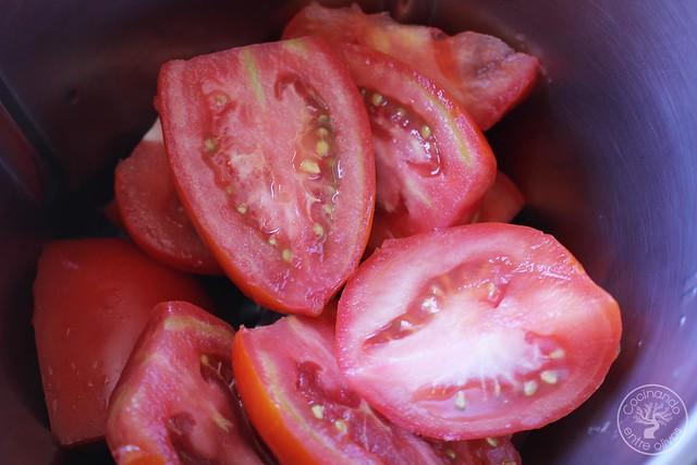 Salmorejo de zanahorias www.cocinandoentreolivos.com (6)