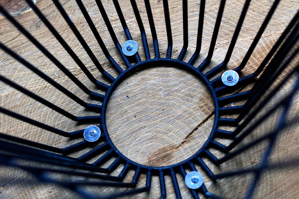 tree disc table baumscheibe couchtisch