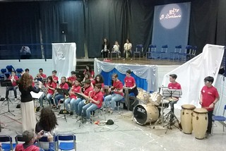 Noicattaro. Junior Band front