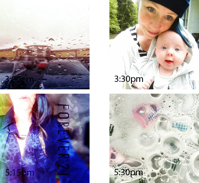 {day in the life} May 2015 |  Collage 2