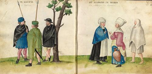 005-Códice de Trajes-Biblioteca Digital Hispanica