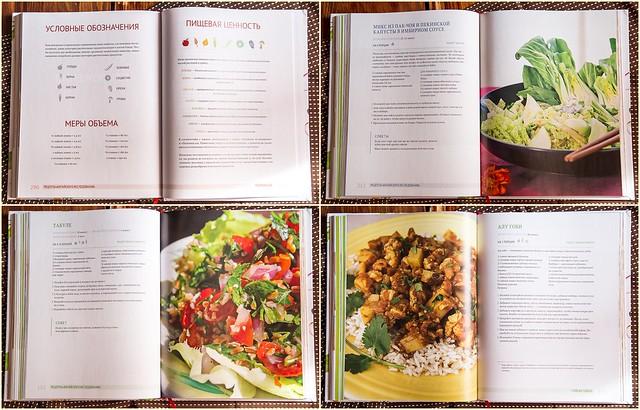 Коллаж рецепты китайского исследования 2
