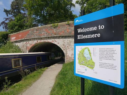 Into Ellesmere