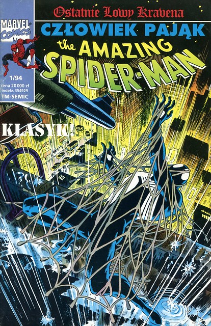 comics Tm-Semic Spider-Man 043 1994-01