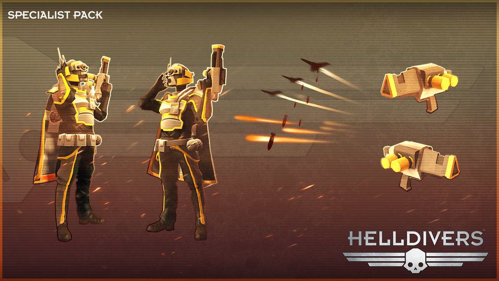 HELLDIVERS: Turning up the Heat