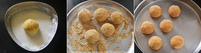 How to make Corn Cheese Balls Recipe - Step4