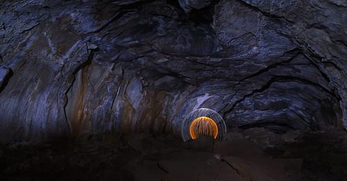 Lava Tubes in Flagstaff, AZ