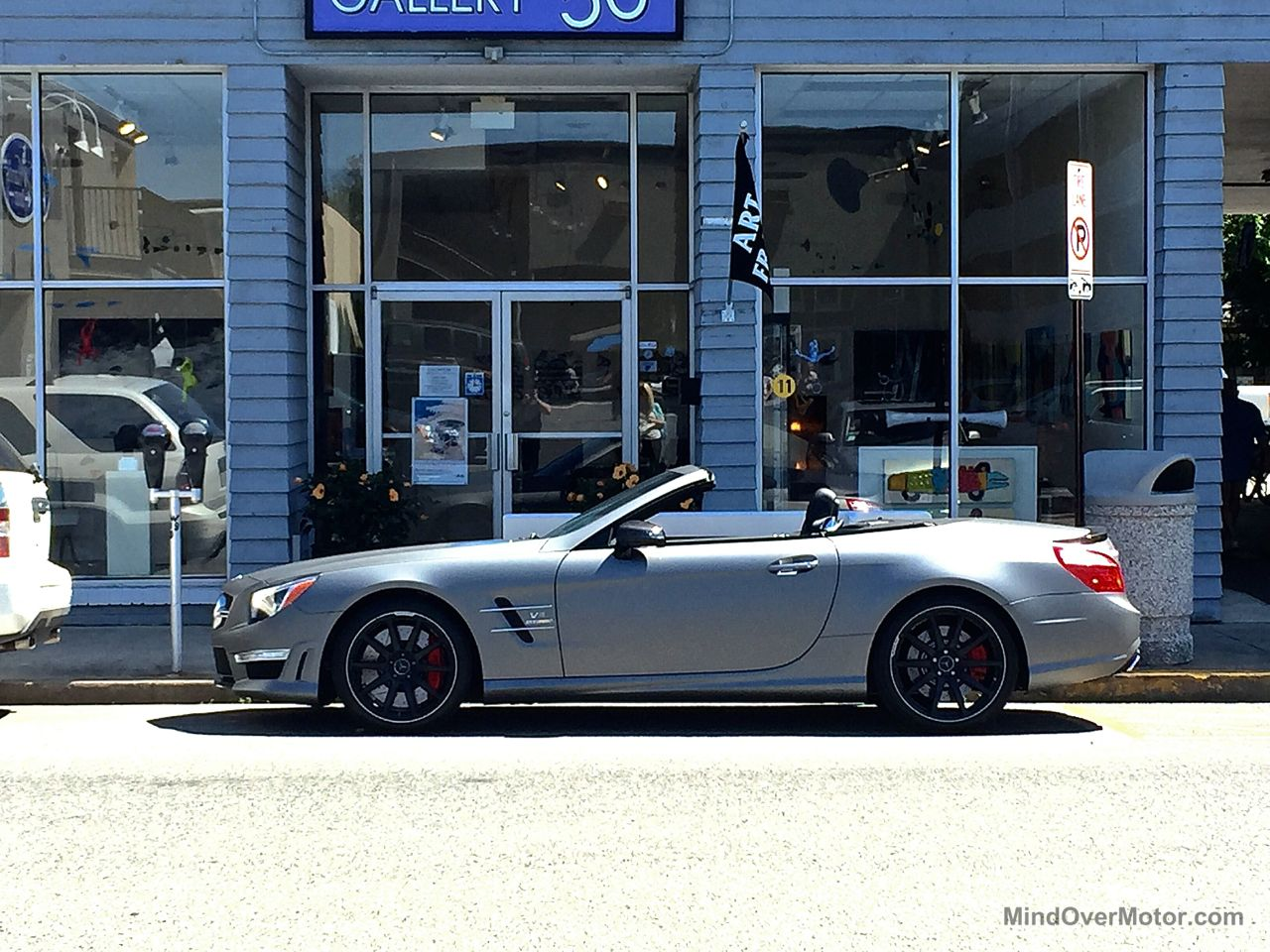 Mercedes SL63 AMG in Rehoboth Beach, DE
