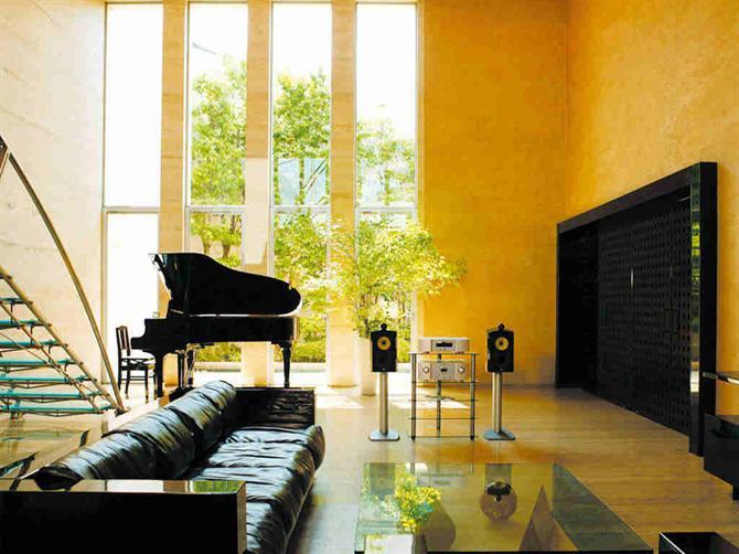 Ánh sáng trong thiết kế nội thất-P1